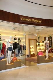 Nova loja Carmen Steffens no Conrad Punta del Este