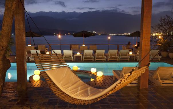 Porto Hotel em Ilhabela / Divulgação