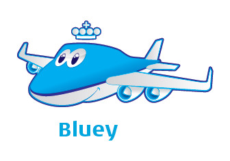 Mascote da KLM