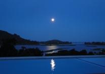 Lua Cheia - Lagoa de Ibiraquera - Ponta da Piteira