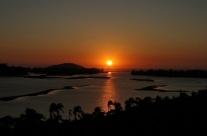 Amanhecer - Lagoa de Ibiraquera - Ponta da Piteira