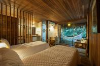 hotel de selva Anavilhanas Jungle Lodge