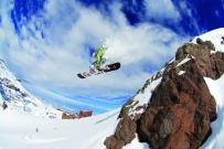 Snowboard - Valle Nevado