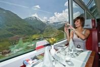 RHAETISCHE BAHN: Glacier Express