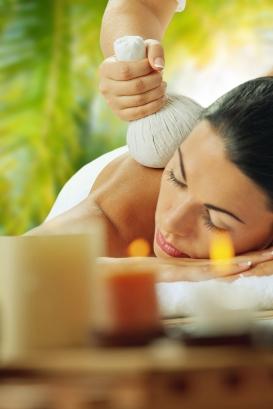 Massagem com Pindas - SPA