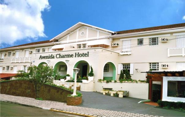 Charme Hotel / Divulgação