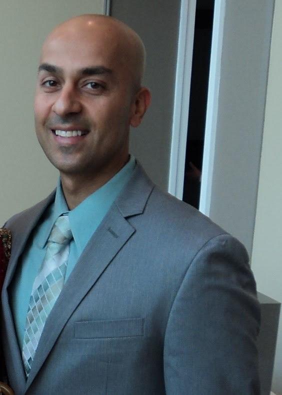 Pavan Kapur tem mais de 15 anos de experiência em finanças na hotelaria e agora entra para a equipe do Atlantis (Divulgação / Atlantis Paradise Island)