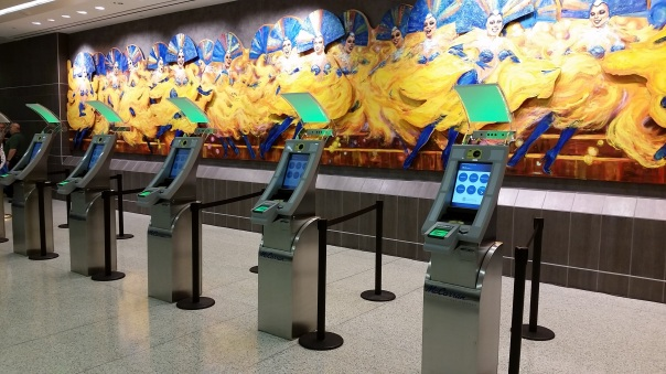 Las Vegas first with Phase 4 APC Kiosks