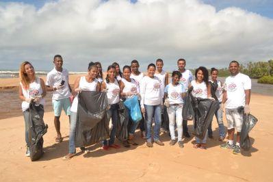 Limpeza praia 1
