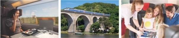 Rail Europe  / Divulgação