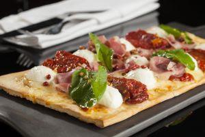Pizza retangular