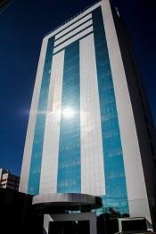 Fachada Viale Tower