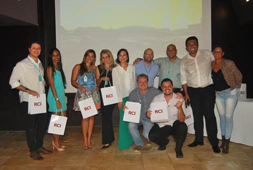 equipe de vendas Enotel Vacation Club