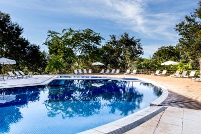 Piscina do Quality Resort Itupeva