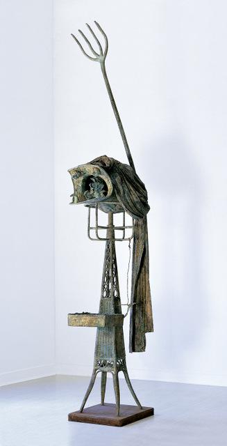 """Souvenir de la Tour Eiffel"", 1977, por Joan Miró"