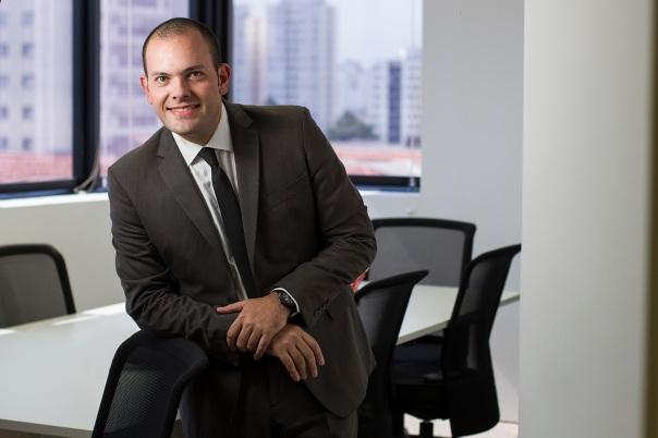 Alexandre Arruda, diretor & country manager da Argo Solutions, cujo plano de internacionalização teve início há três anos