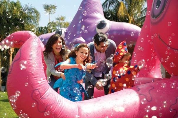Halloween Spooktacular do SeaWorld Orlando / Divulgação