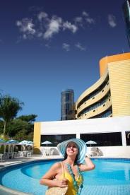 Piscina Hotel Continental Inn
