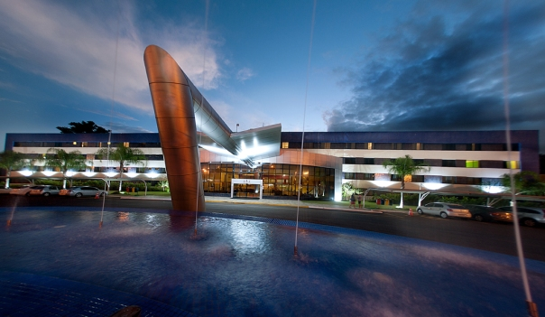Fachada - Hotel Viale Cataratas