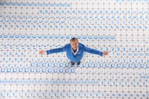 KLM lança vídeo de segurança com animação stop motion