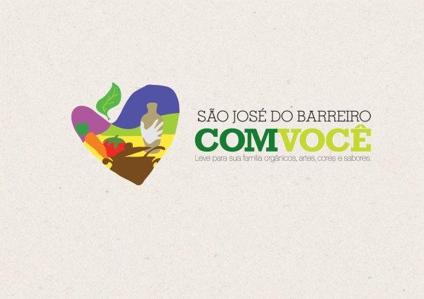 Logo Projeto São José do Barreiro com Você