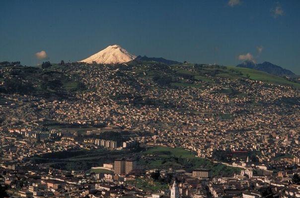 Quito no Brasil