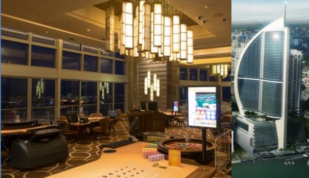 Luxuoso hotel
