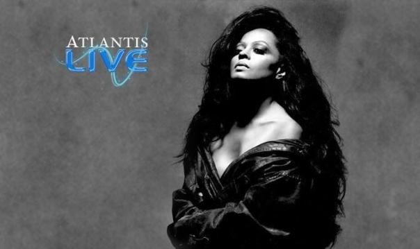 Atlantis Live já apresentou uma série de grandes artistas e agora contará com Diana Ross