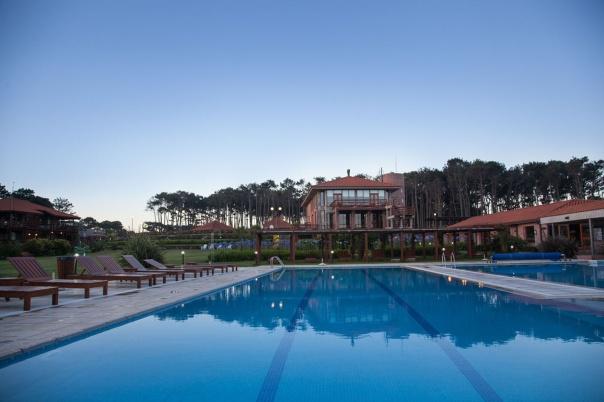 Hotel Il Belvedere é uma das luxuosas opções de hospedagem em Punta del Este