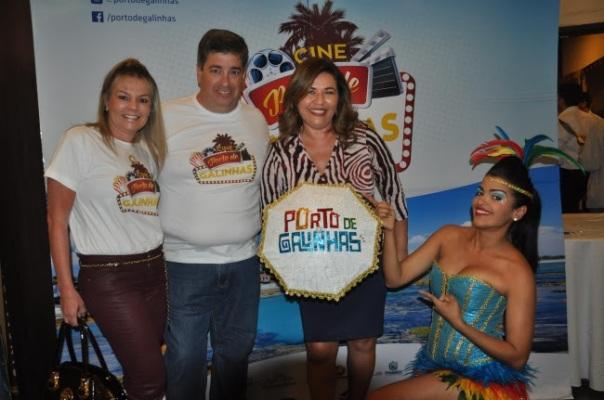 Ao todo, turnê de filme passará por dez cidades do Brasil