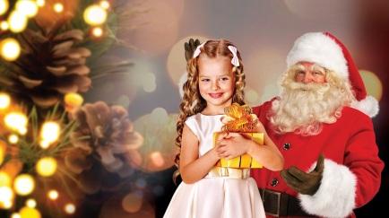 Papai Noel no Recanto