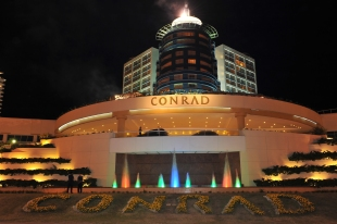 Conrad - fachada