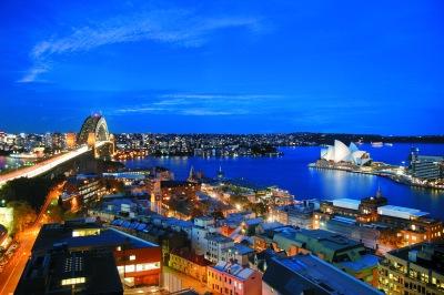 Vista Sydney - do Shangri-La