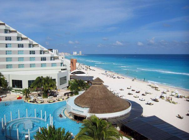 ME Cancun by Meliá / Divulgação