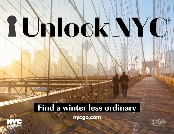 Desvenda NYC promove o diferencial de explorar a cidade durante o inverno