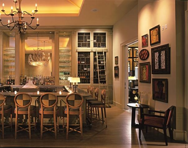 Café Adelaide, aclamado restaurante do Loews New Orleans, é conhecido por sua moderna cozinha crioula (Divulgação / Loews Hotels & Resorts)