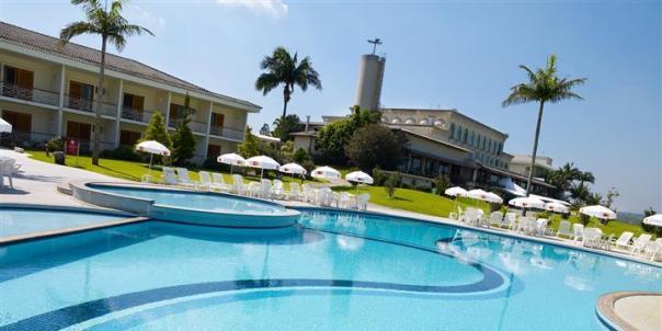 Piscina- Paradise Golf Convention/ Divulgação