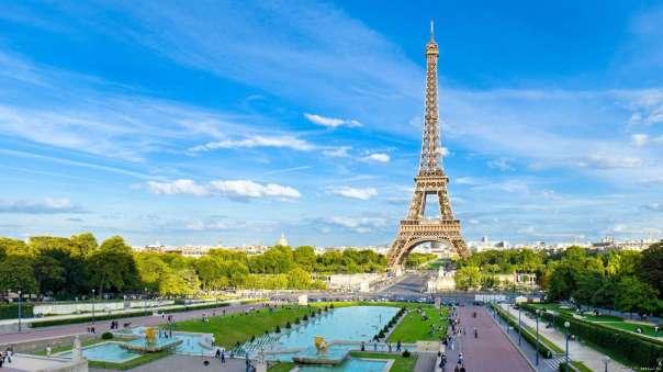 Torre Eiffel - Alliance 46.2 Divulgação