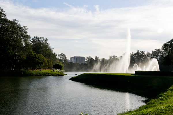 Parque Ibirapuera. Foto: José Cordeiro/SPTuris